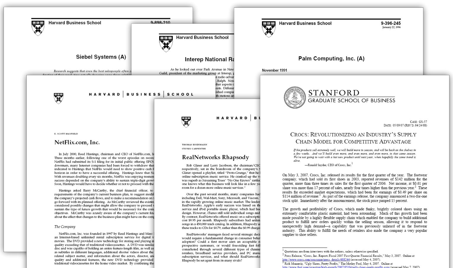 harvard business publishing case studies 1-12 of 341 results for books: harvard business case studies harvard business case studies cancel book format: paperback | kindle edition the case study handbook: how to read, discuss, and write persuasively about cases  kindle direct publishing indie digital publishing made easy prime now free 2-hour delivery on everyday items.